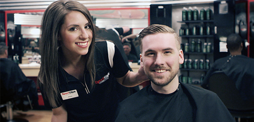Sport Clips Haircuts of East Chase Haircuts
