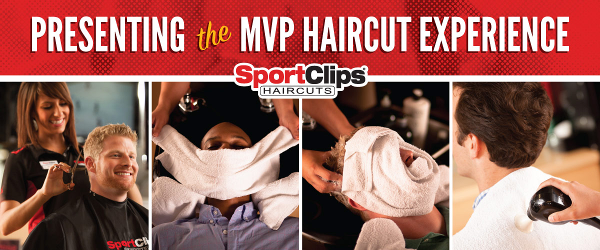 The Sport Clips Haircuts of East Chase MVP Haircut Experience